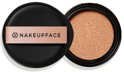 NAKEUPFACE One Night Cushion Refill 14g (Ivory Nude, Beige Nude)