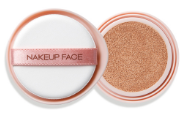 NAKEUPFACE Coverking Powder Cushion Refill 15g (No.21 Velvet Cove, No.22 Silky Cover)