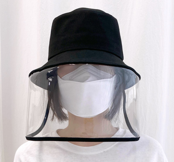 Virus protection hat