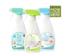 NATURE LOVE MERE Laundry Stain Remover /Bath Tub Cleaner/ Toy& & Surface Cleaner Spray Type 400ml