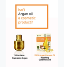 HANMI NATURAL NUTRITION Extra Virgin Argan Oil Capsule 500mg