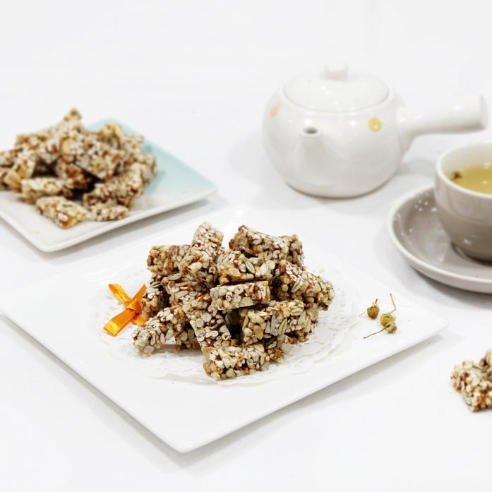 Brown Rice and Oats Gangjeong 350g
