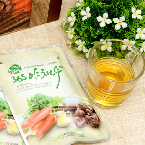 Copy of 100% Organic Vegetable Tea 15g x 20pcs - Dotrade Express. Trusted Korea Manufacturers. Find the best Korean Brands