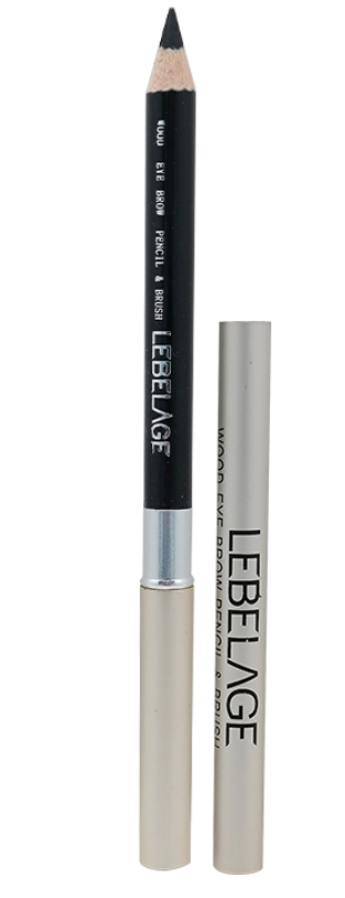 LEBELAGE Wood Eyebrow Pencil Black
