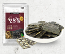 SINJUNG FND Sandkim (Almond, Spicy Nuts, Pumpkin Seeds, and Black Rice)