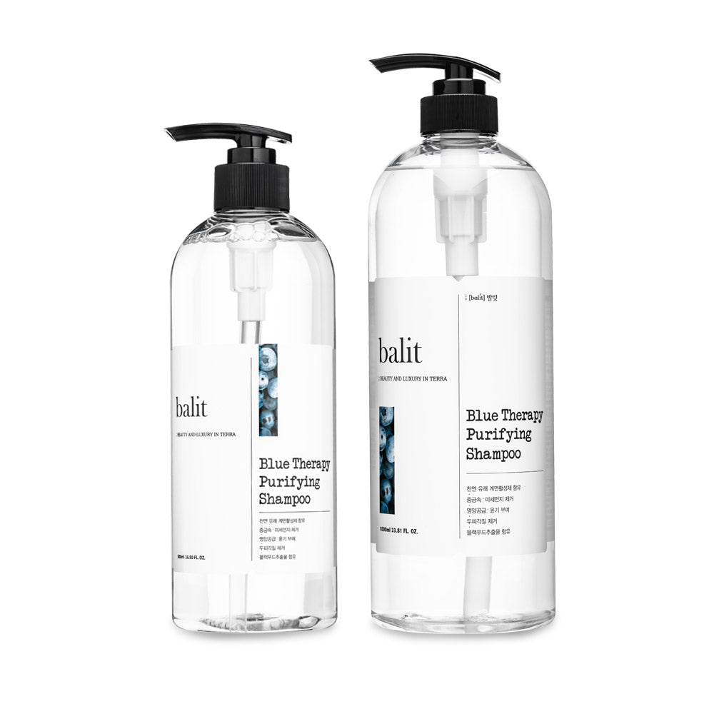 Balit Blue Therapy Purifying Shampoo