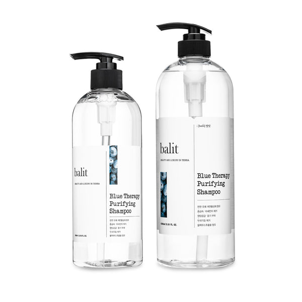 Balit Blue Therapy Purifying Shampoo - Dotrade Express. Trusted Korea Manufacturers. Find the best Korean Brands