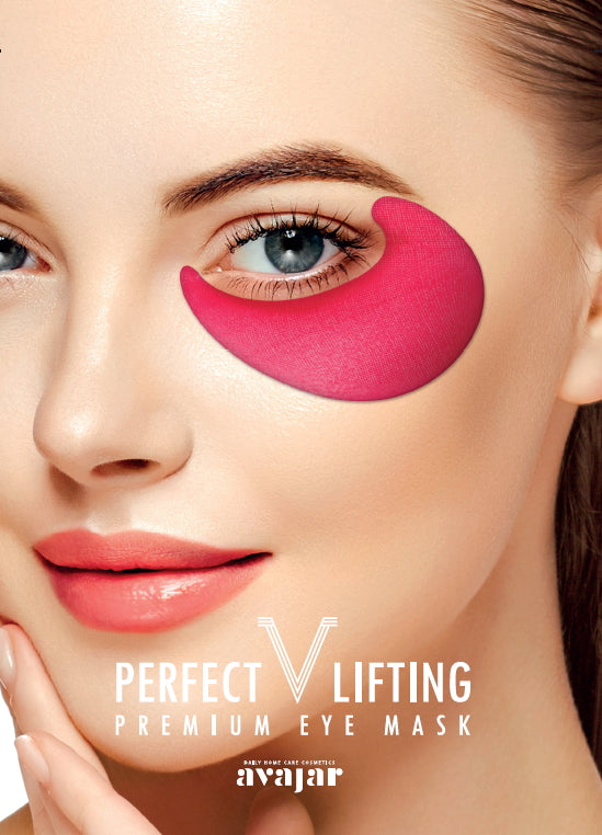 AVAJAR Perfect V LIFTING Premium EYE Mask (2EA) - Dotrade Express. Trusted Korea Manufacturers. Find the best Korean Brands