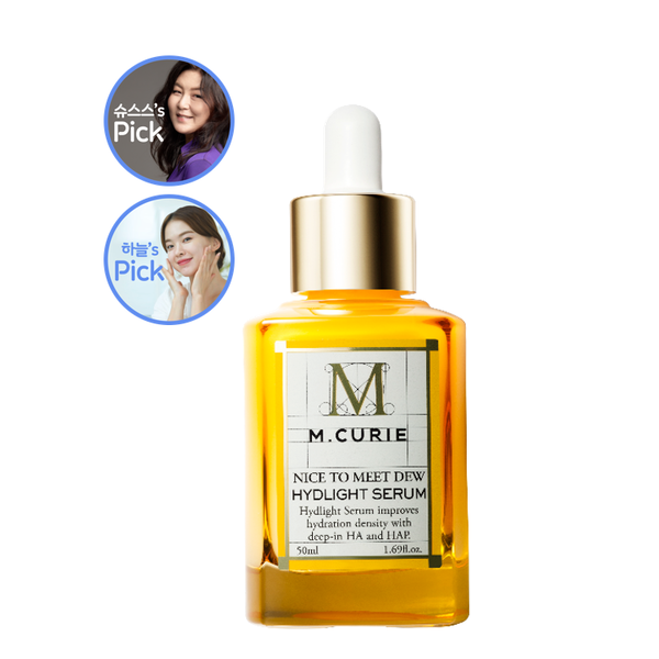 M.CURIE NICE TO MEET DEW HYDLIGHT SERUM 50ml, 1.69fl.oz
