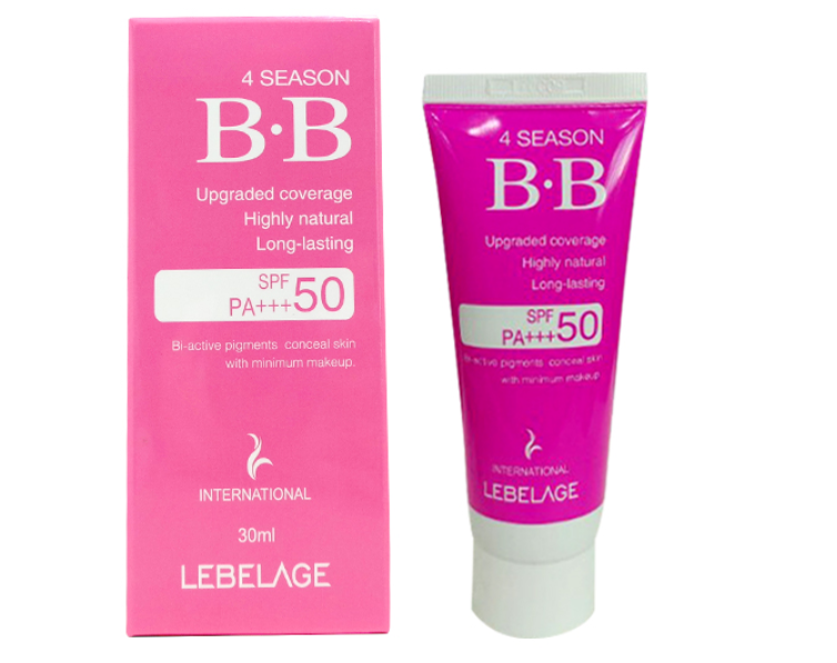 LEBELAGE 4 Season BB Cream 30ml - Dotrade Express. Trusted Korea Manufacturers. Find the best Korean Brands