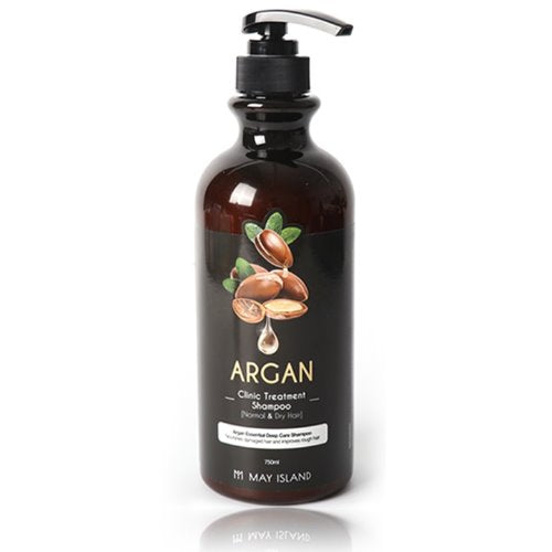 MAY ISLAND Argan Clinic Treatment Shampoo 750ml