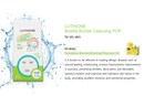 Luthione Cleansing Pop 10 Sheets for Dry Skin