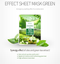 Color Synergy Effect Sheet Mask Green 20g / 10 sheets - Dotrade Express. Trusted Korea Manufacturers. Find the best Korean Brands