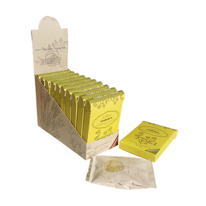CHAMOMILE Vitamin Bath Powder 63g 1Box (10pcs)