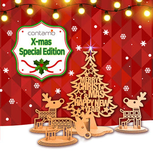 CONTAMO Christmas Big Tree 85cm