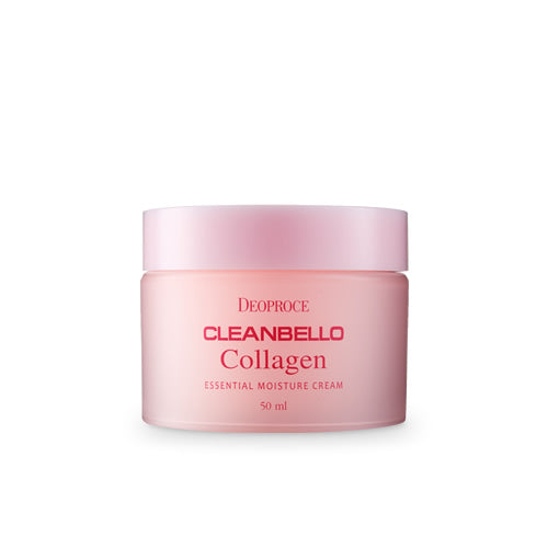 Cleanbello Collagen Essential Moisture Cream 50ml - Dotrade Express. Trusted Korea Manufacturers. Find the best Korean Brands