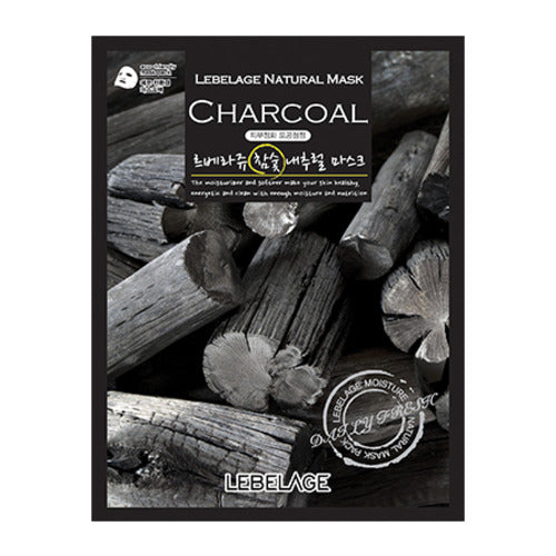 Charcoal Natural Mask 50 sheets - Dotrade Express. Trusted Korea Manufacturers. Find the best Korean Brands