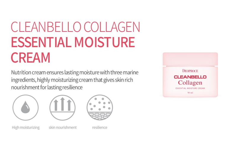 Cleanbello Collagen Essential Moisture Skin Care Set - Dotrade Express. Trusted Korea Manufacturers. Find the best Korean Brands