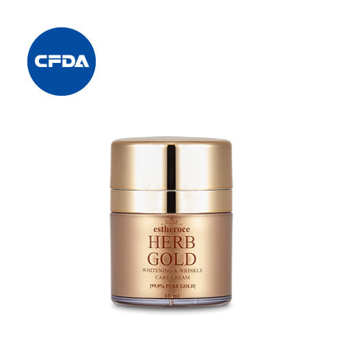 Herb Gold Whitening & Wrinkle Care Cream 50ml - Dotrade Express. Trusted Korea Manufacturers. Find the best Korean Brands
