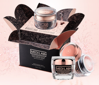DAYCELL Medi Lab Black Rose Blossom Duel Ampoule Cream 50ml