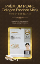 DERMAL Premium Pearl Collagen Essence Mask 10 Pieces - Dotrade Express. Trusted Korea Manufacturers. Find the best Korean Brands