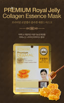 DERMAL Premium Royal Jelly Collagen Essence Mask 10 Pieces - Dotrade Express. Trusted Korea Manufacturers. Find the best Korean Brands