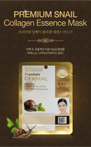 DERMAL Premium Snail Collagen Essence Mask 10 Pieces - Dotrade Express. Trusted Korea Manufacturers. Find the best Korean Brands