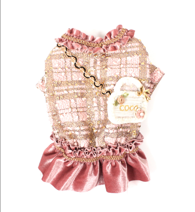 DOGMOM Rose Dress - Dotrade Express. Trusted Korea Manufacturers. Find the best Korean Brands
