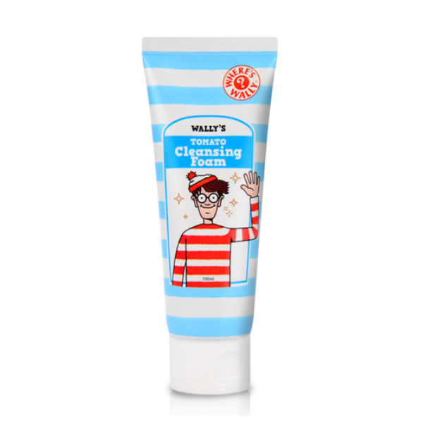 EPONA Wally's Tomato Cleansing Foam