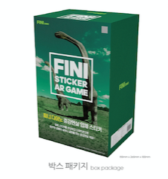 FINI DINO Cards - Pack of 8 - Dotrade Express. Trusted Korea Manufacturers. Find the best Korean Brands