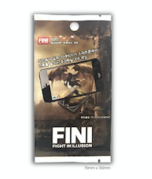 AR Gram Fini Fight In Illusion 80 Cards