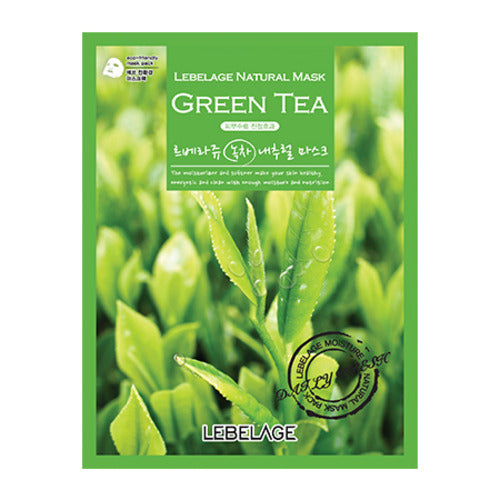 Green Tea Natural Mask 50 sheets - Dotrade Express. Trusted Korea Manufacturers. Find the best Korean Brands