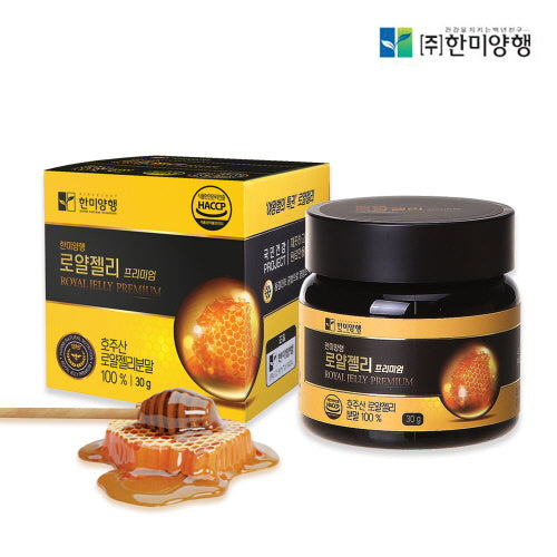 HANMI NATURAL NUTRITION Royal Jelly Premium 30g