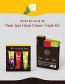 JEJUON Real Jeju Hand Cream Triple Kit 30ml x 3ea