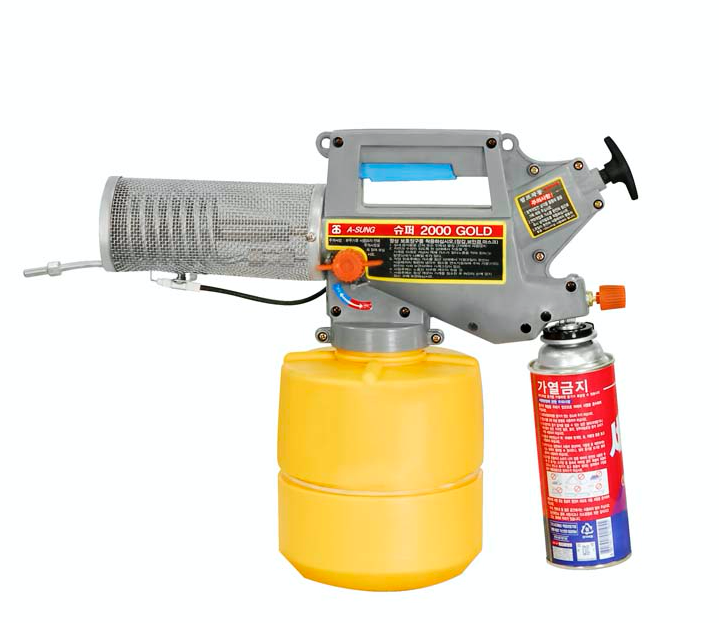 SUPER-2000 Gold Fogging Machine