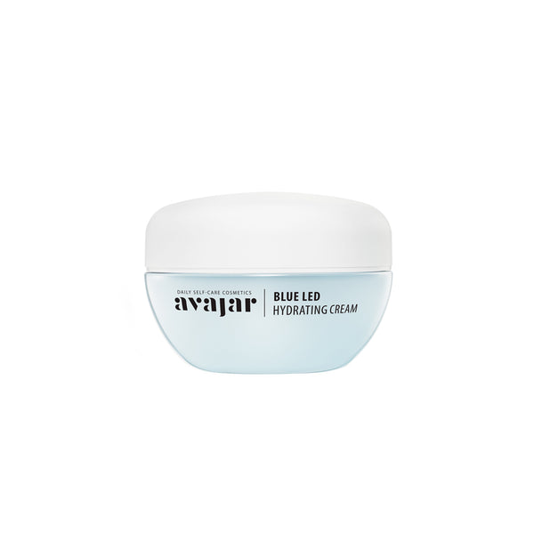 AVAJAR Blue LED Hydrating Cream - Dotrade Express. Trusted Korea Manufacturers. Find the best Korean Brands