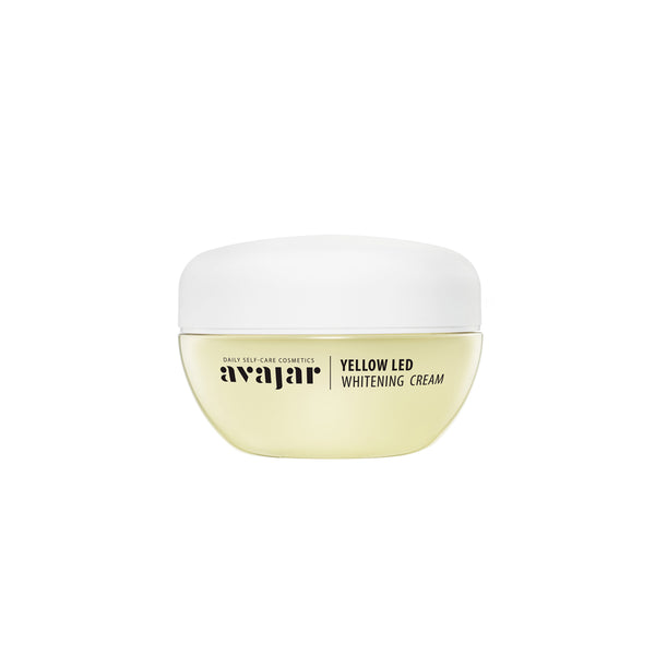 AVAJAR Yellow LED Whitening Cream - Dotrade Express. Trusted Korea Manufacturers. Find the best Korean Brands