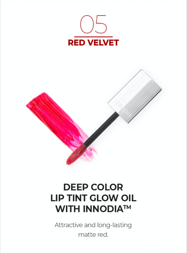 TERADIA Lip Oil - Red Velvet