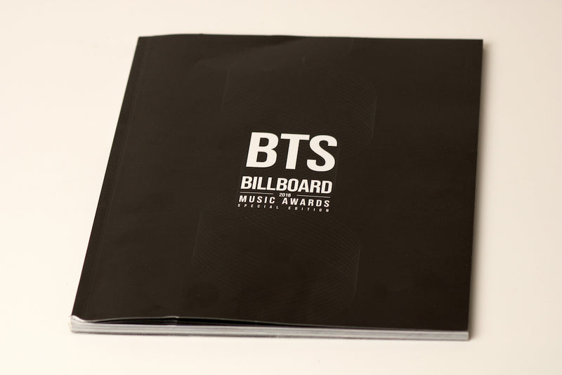 BTS Photo Book 2018 Bilboard Music Awards Edition - Dotrade Express. Trusted Korea Manufacturers. Find the best Korean Brands