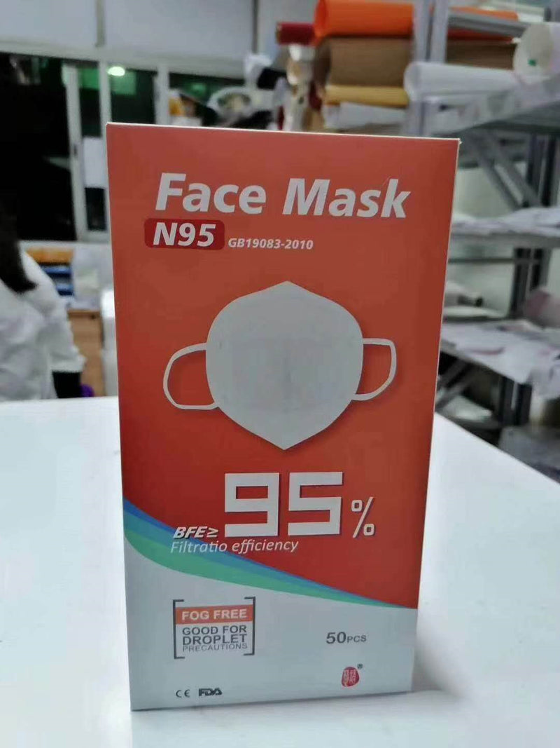 N95 Mask with FDA