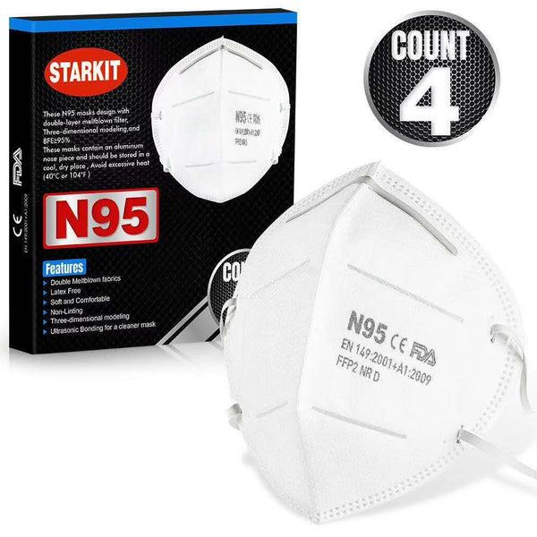 N95 Mask with FDA, CE, FFP2