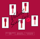 NAKEUPFACE Velvet Scandal Lip Tint 4.4g (5 color)