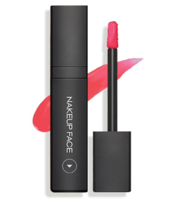NAKEUPFACE One Day Water Volume Lip ink 5ml (7 colors)
