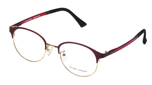 PLUME P-2680 Light as a feather and comfortable Eyewear Glasses