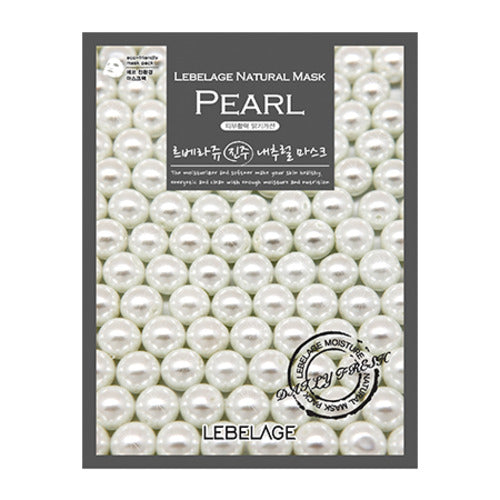 Pearl Natural Mask 50 sheets