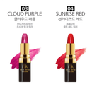 REAL SHINE COLOR LIPSTICK 3.5g (10 Color)