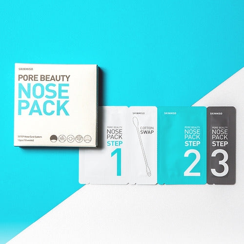 SKINMISO Pore Removing Beauty Nose Pack 10 Sheet