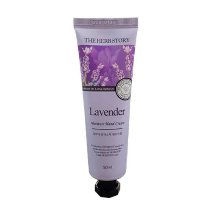 Lavender Moisture Hand Cream 50ml x 10 pieces - Dotrade Express. Trusted Korea Manufacturers. Find the best Korean Brands