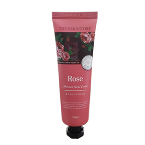 Rose Moisture Hand Cream 50ml x 10 pieces