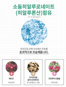 TheYEON Everyday Natural Care Mask Sheet POMEGRANATE [Smooth & Shiny]